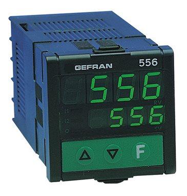Konfigurovateľný časovač, čítač, merač frekvencie Gefran 556