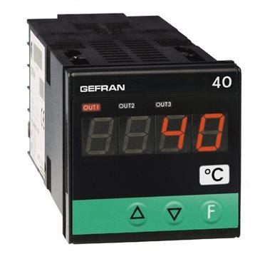 Panelový zobrazovač - indikátor Gefran 40T48