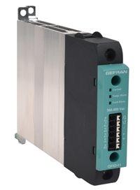 Jednofázové polovodičové relé, integrovaný chladič až 120A