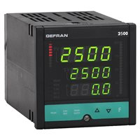 Vysoko výkonný regulátor Gefran 2500