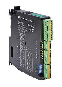 4 zónový modulárny regulátor GFXTERMO4
