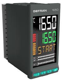 1650 PID regulátor teploty s dvojitou slučkou