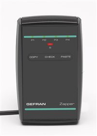 ZAPPER prenosný konfigurátor pre 650/1250/1350