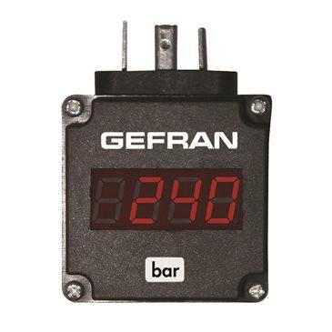Plug in displej Gefran TDP-1001